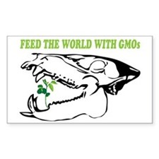 feed the world Decal