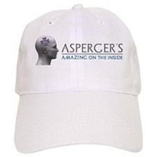 Asperger's Amazing Head Baseball Baseball Cap