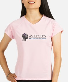 Asperger's Amazing Head Performance Dry T-Shirt