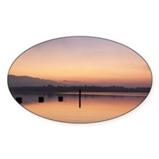 Rio Dulce Sunrise Decal