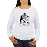 Tomes Family Crest Women's Long Sleeve T-Shirt