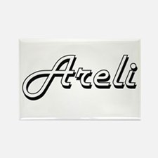 Areli Classic Retro Name Design Magnets