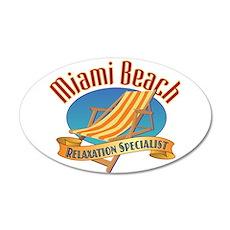 Miami Beach - Wall Decal