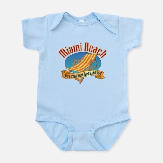 Miami Beach - Infant Bodysuit