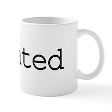 Sedated Small Mug