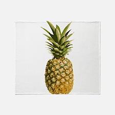 pineapple Throw Blanket