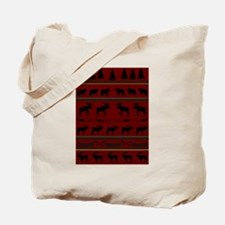 Cute Cabin Tote Bag