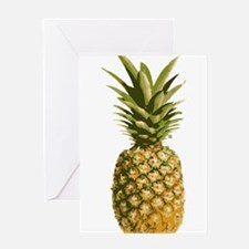 pineapple Greeting Cards