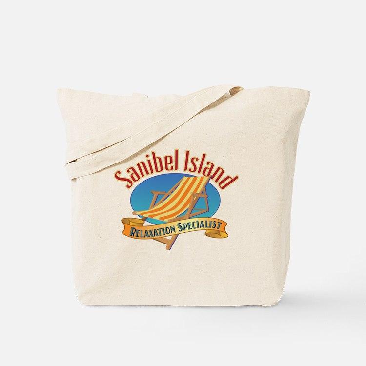 Sanibel Island Relax - Tote Bag