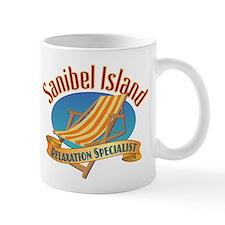 Sanibel Island Relax - Mug