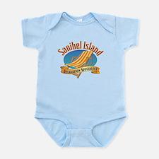 Sanibel Island Relax - Infant Bodysuit