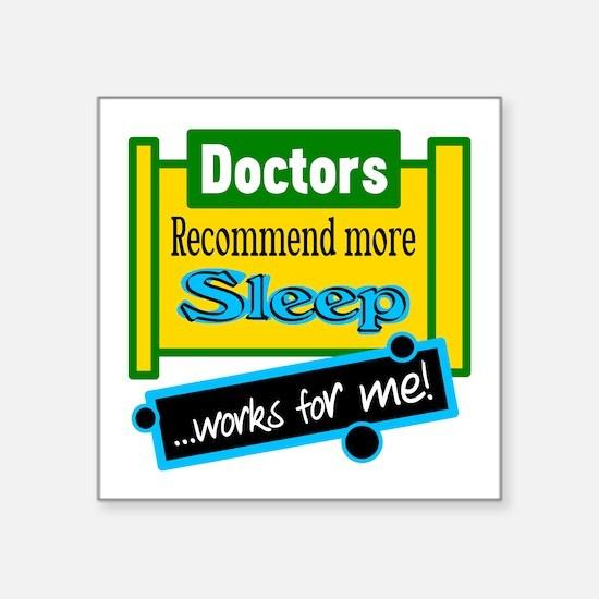 More Sleep Sticker