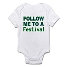 virtually festival Infant Bodysuit