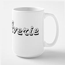 Averie Classic Retro Name Design Mugs