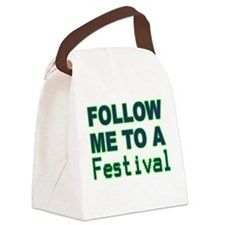 follow-me-festival-b.png Canvas Lunch Bag