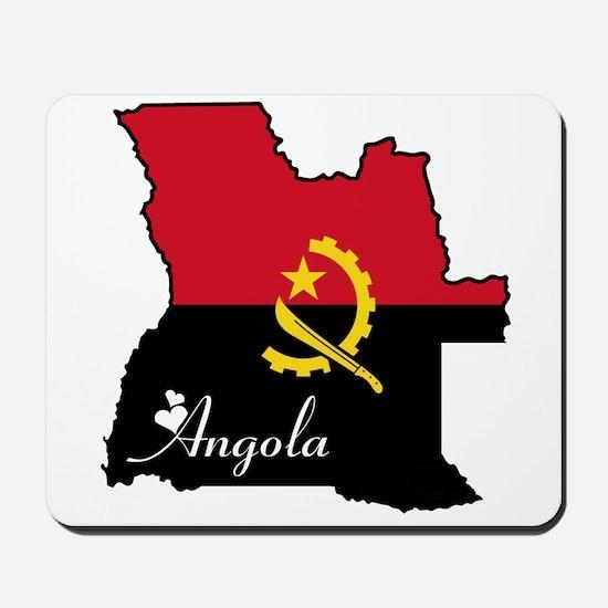 Cool Angola Mousepad