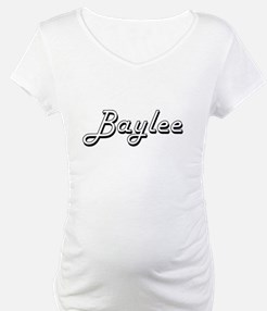 Baylee Classic Retro Name Design Shirt