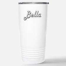 Bella Classic Retro Nam Stainless Steel Travel Mug