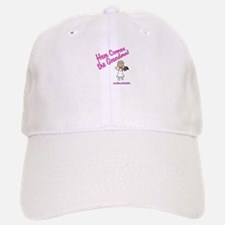 HERE COMES THE GRANDMA Baseball Baseball Cap