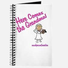 HERE COMES THE GRANDMA Journal