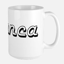 Bianca Classic Retro Name Design Mugs