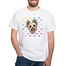 Yorkie Hearts Shirt