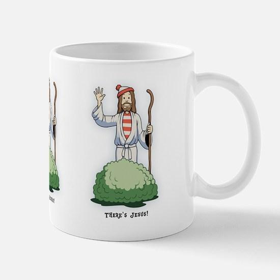 There's Jesus! Mug