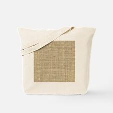 Unique Burlap Tote Bag