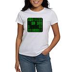 Computer Geek Binary Women's T-Shirt