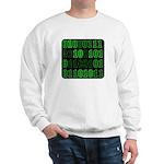 Computer Geek Binary Sweatshirt