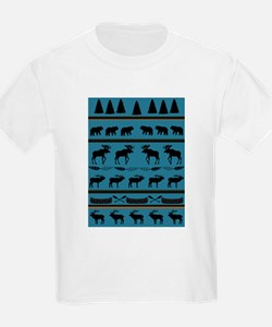 Cute Cabin in the woods T-Shirt