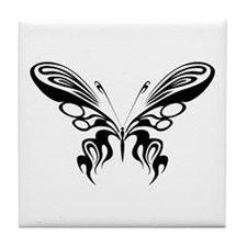 BUTTERFLY 8 Tile Coaster