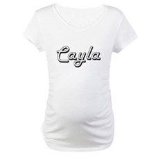 Cayla Classic Retro Name Design Shirt