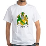Tipping Family Crest White T-Shirt