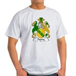 Tipping Family Crest Light T-Shirt