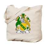 Tipping Family Crest Tote Bag