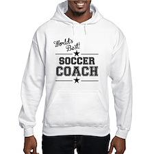 Worlds Best Soccer Coach Hoodie