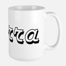 Cierra Classic Retro Name Design Mugs
