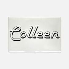 Colleen Classic Retro Name Design Magnets