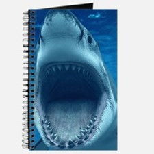Big White Shark Jaws Journal