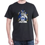 Tippet Family Crest Dark T-Shirt