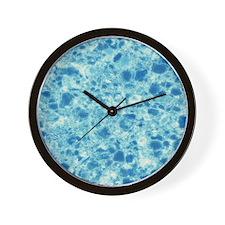 Sierra Glow Central Wall Clock