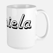 Daniela Classic Retro Name Design Mugs