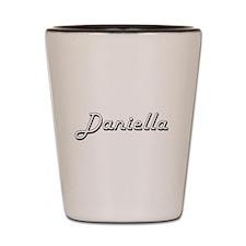 Daniella Classic Retro Name Design Shot Glass