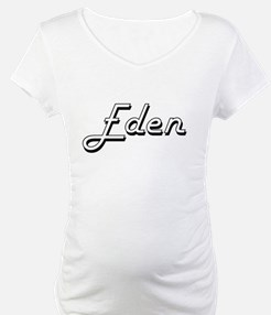 Eden Classic Retro Name Design Shirt