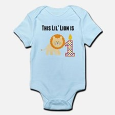 This Lil Lion Is One Body Suit