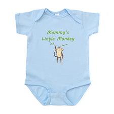 Mommys Little Monkey Body Suit