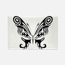 BUTTERFLY 9 Rectangle Magnet