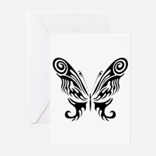 BUTTERFLY 9 Greeting Cards (Pk of 10)