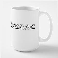 Giovanna Classic Retro Name Design Mugs